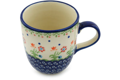 10 oz Mug - D19 | Polish Pottery House