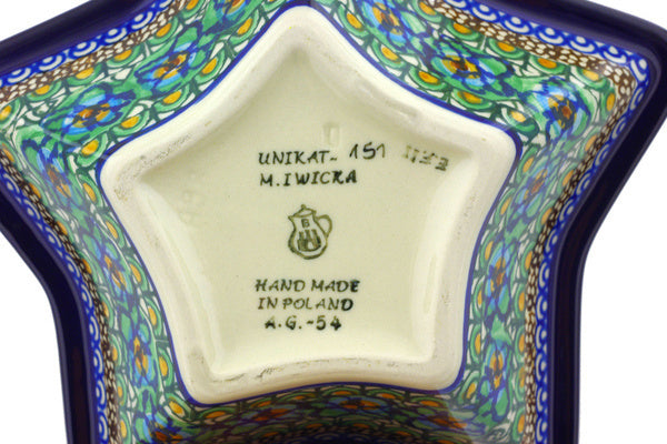 "7"" Star Bowl - Moonlight Blossom 