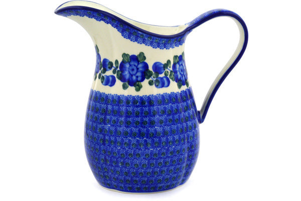6 cup Pitcher - Heritage | Polish Pottery House