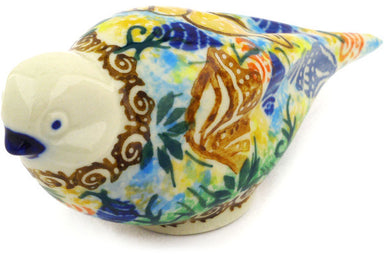 "2"" Bird Figurine - Sea Shell 