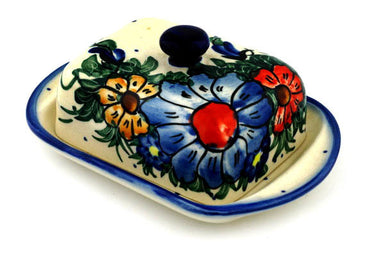 "6"" Butter Dish - P4519A 