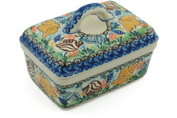 "6"" Butter Dish - Sea Shell 