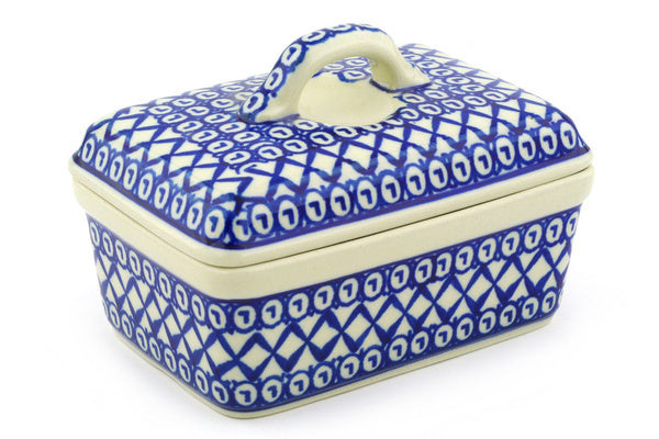"6"" Butter Dish - 60 