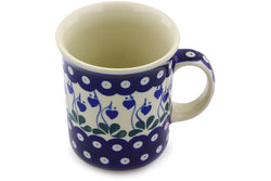 15 oz Mug - 377O | Polish Pottery House