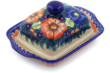 "8"" Butter Dish - D86 