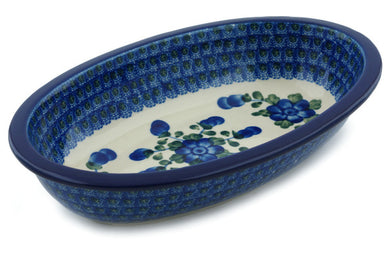 "11"" Oval Baker - Heritage 