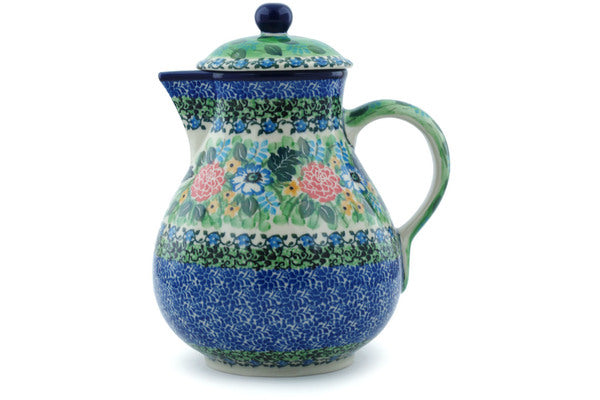 4 cup Pitcher - U3271 | Polish Pottery House