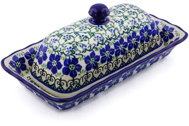 "9"" Butter Dish - 1073X 