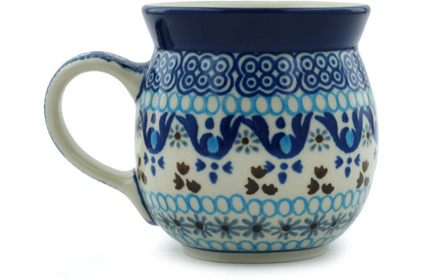 8 oz Bubble Mug - 1026X | Polish Pottery House