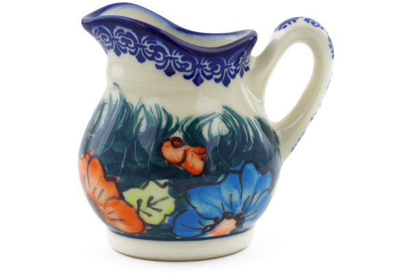4 oz Creamer - D86 | Polish Pottery House