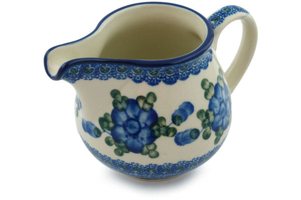 8 oz Creamer - Heritage | Polish Pottery House