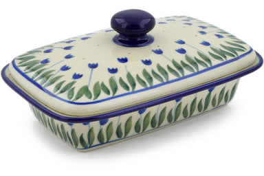 "7"" Butter Dish - 490AX 