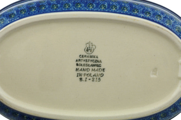 "8"" Oval Baker - Heritage 