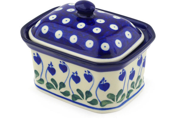 "3"" Octagon Box - Blue Bell 