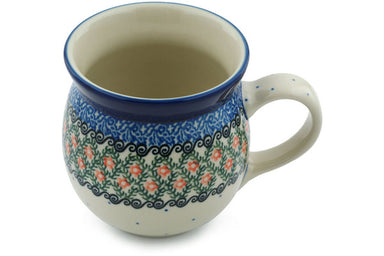 15 oz Bubble Mug - 1760X | Polish Pottery House