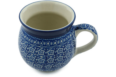12 oz Bubble Mug - 91X | Polish Pottery House