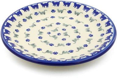 "10"" Luncheon Plate - Cats on Parade 