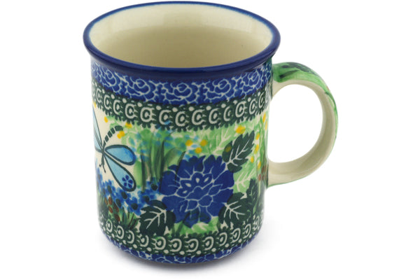 10 oz Mug - Whimsical | Polish Pottery House