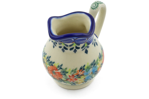 4 oz Creamer - D156 | Polish Pottery House