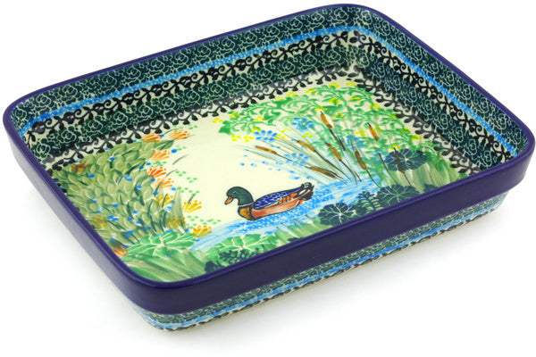 "7"" x 10"" Rectangular Baker - U2734 