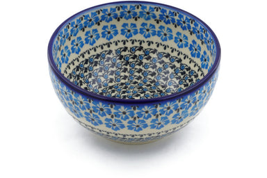 6 cup Serving Bowl - P9315A | Polish Pottery House