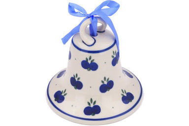 "4"" Bell Ornament - 67A 