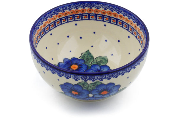 6 cup Serving Bowl - D85 | Polish Pottery House