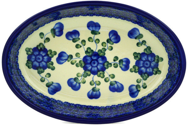"9"" Oval Baker - Heritage 