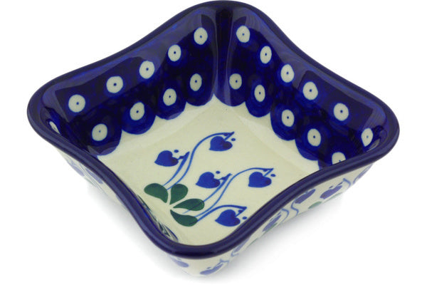 "4"" Dessert Bowl - Blue Bell 