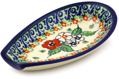 "5"" Spoon Rest - Oriental Blossom 