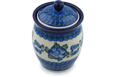 16 oz Canister - Heritage | Polish Pottery House