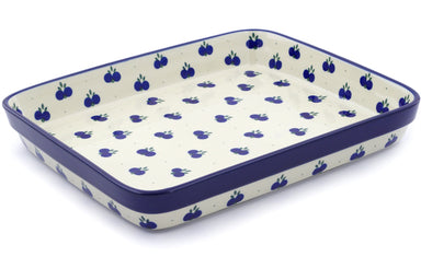"10"" x 12"" Rectangular Baker - 67AX 