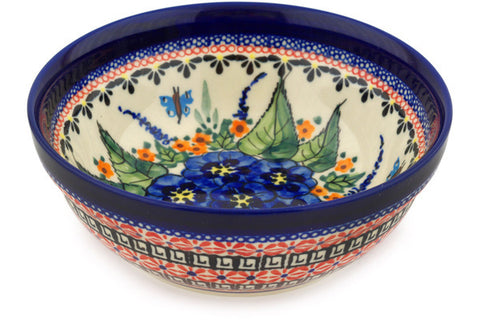2 cup Cereal Bowl - 163ART | Polish Pottery House