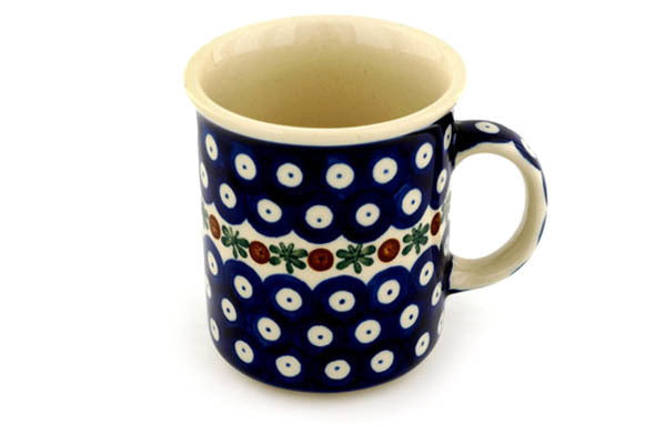 10 oz Mug - Old Poland | Polish Pottery House
