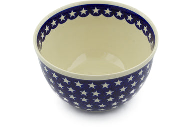 10 cup Mixing Bowl - 82 | Polish Pottery House