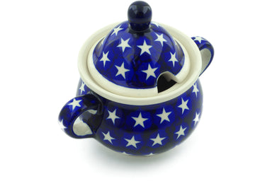 12 oz Sugar Bowl - 82 | Polish Pottery House