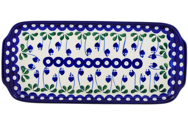 "13"" Platter - Blue Bell 