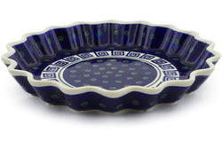 "11"" Fluted Pie Plate - 137 