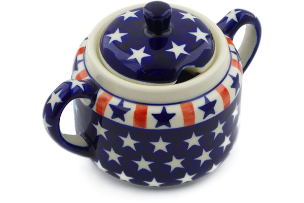 "4"" Sugar Bowl - Americana 