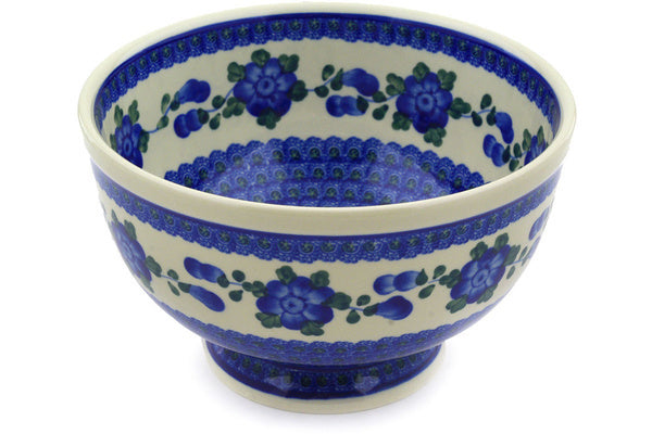 11 cup Serving Bowl - 163 | Polish Pottery House