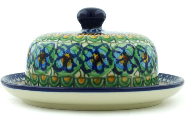 "6"" Covered Baker - Moonlight Blossom 