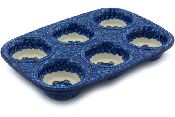 "11"" Muffin Pan - Heritage 