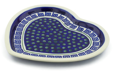 "11"" Heart Platter - 137 