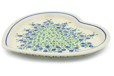 "11"" Heart Platter - P9368A 