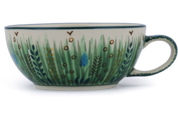 10 oz Cup - U803 | Polish Pottery House