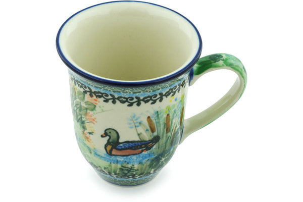15 oz Mug - U2734 | Polish Pottery House