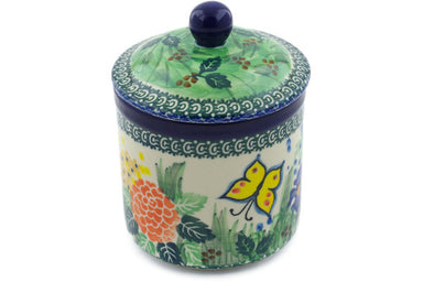 "6"" Canister - Spring Garden 