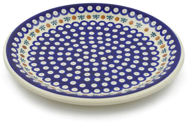 "13"" Round Platter - Old Poland 