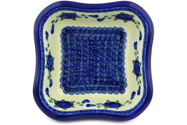 6 cup Serving Bowl - Heritage | Polish Pottery House