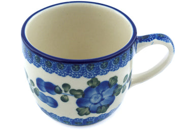 6 oz Cup - Heritage | Polish Pottery House